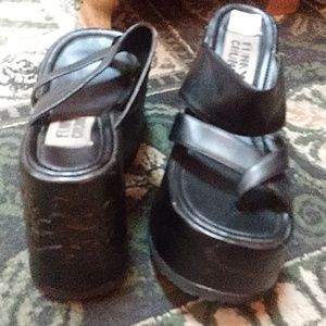 90s platform sandals